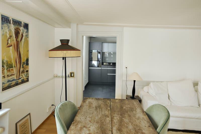 Heimelige Hochwertig Möblierte Wohnung am Rennweg! (3)