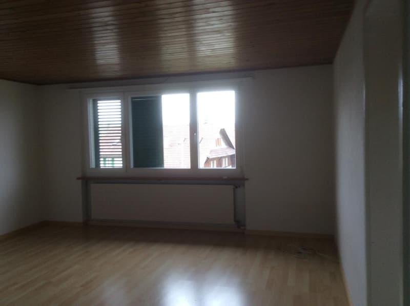 4,5 Zimmerwohnung mit neuer Küche