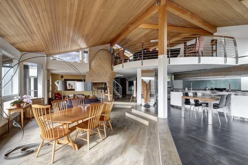 Superbe villa d'architecte au calme