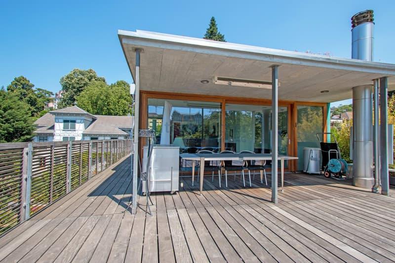 4.5-Zimmer Luxus Maisonette-Wohnung im Altenberg-Quartier