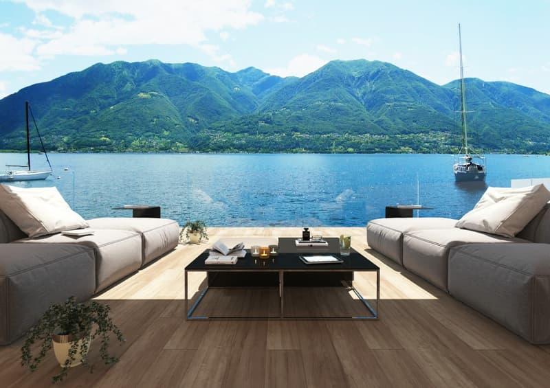 Appartamento 4.5 locali fronte lago Maggiore in vendita, Muralto-Locarno
