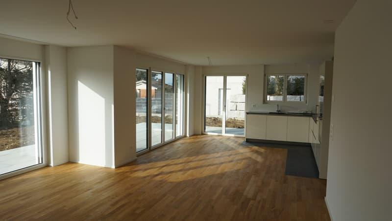 Attraktives Doppeleinfamilienhaus mit Fernsicht am Rebbergweg 4a, 5212 Hausen AG (4)