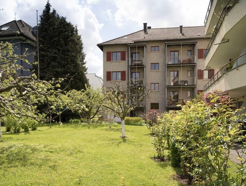 Wohnen im Grünen - trotzdem in der Stadt (2)