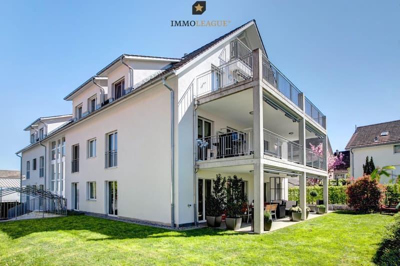 Dachmaisonette-Wohnung die begeistert und viel Platz bietet