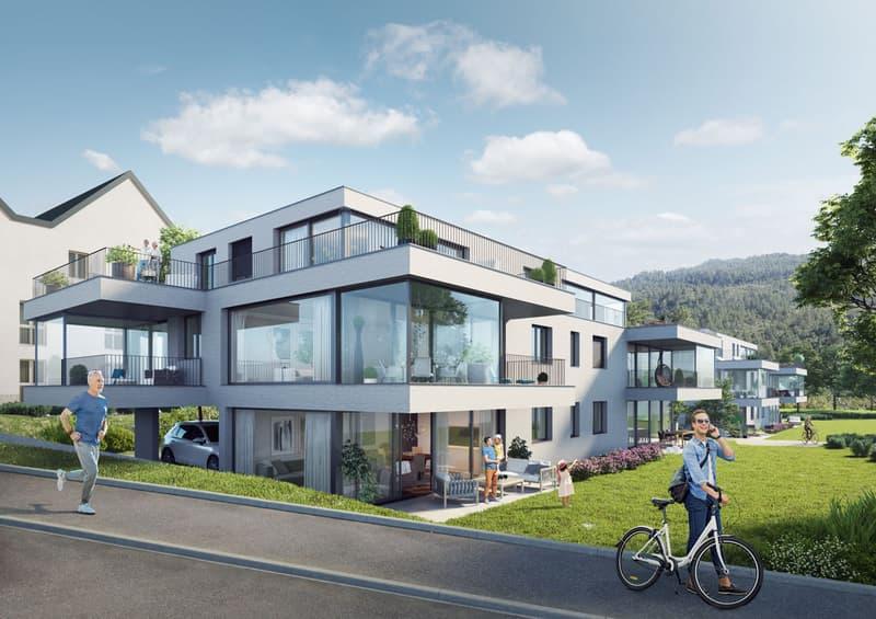 Wohnüberbauung Mühlefeld – Leben zwischen Jura und Aare