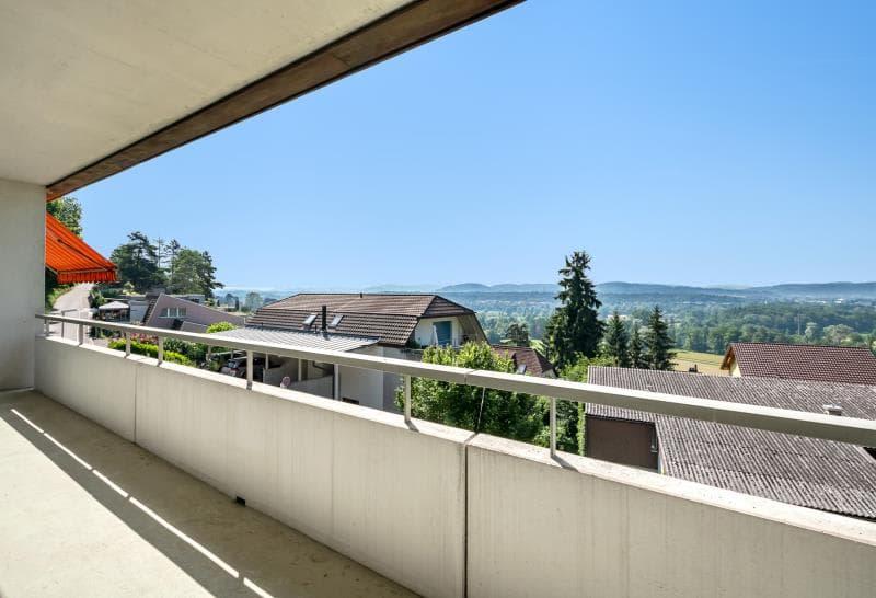 Balkon Aussicht Süd Ost 2