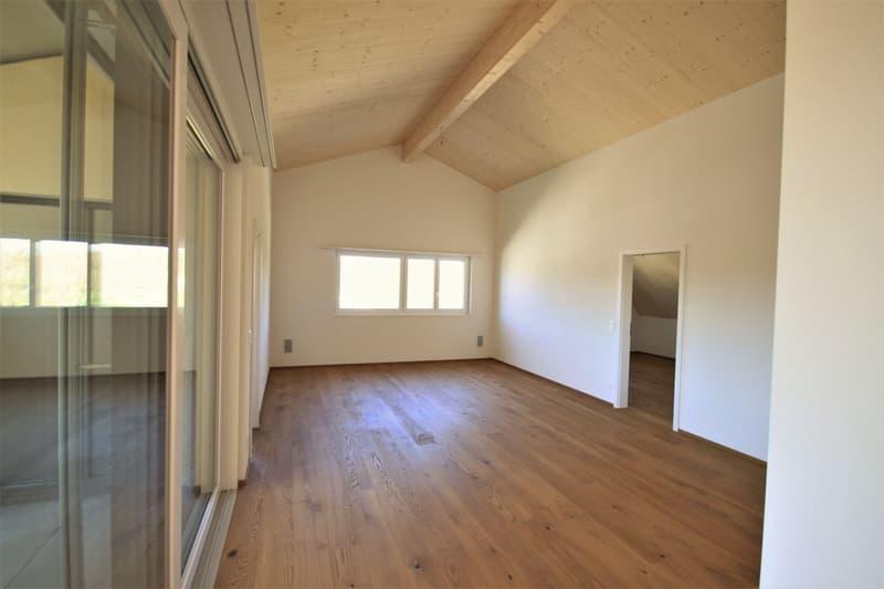 Moderne, attraktive 4 1/2 - Zimmer Eigentumswohnung im Dachgeschoss (3)