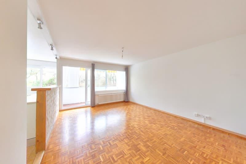 Lumineux appartement de 4 pièces