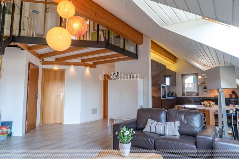Bel appartement lumineux et rénové de 4.5 pièces 123 m2 utiles (3)
