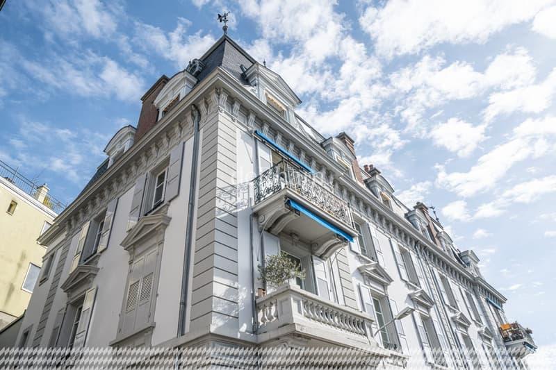 Splendide appartement du XIXème proche  du Château et de la Cathédrale (2)