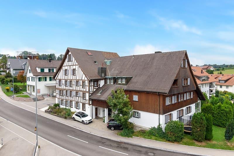 Grosszügige, exklusive Maisonette-Dachwohnung mit 190m2 Wohnfläche