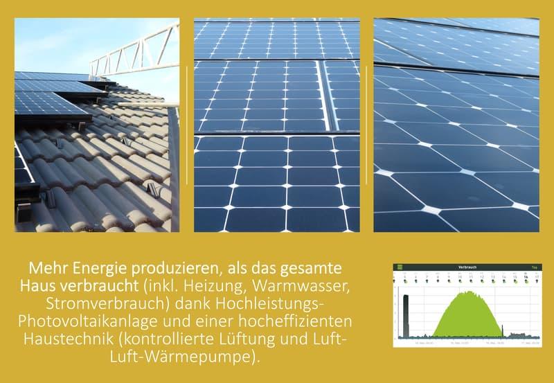 6,5 Zi. Plusenergie-Einfamilienhaus, in Luxus wohnen & leben mit gutem Gewissen, inkl. Tiefgarage (2)