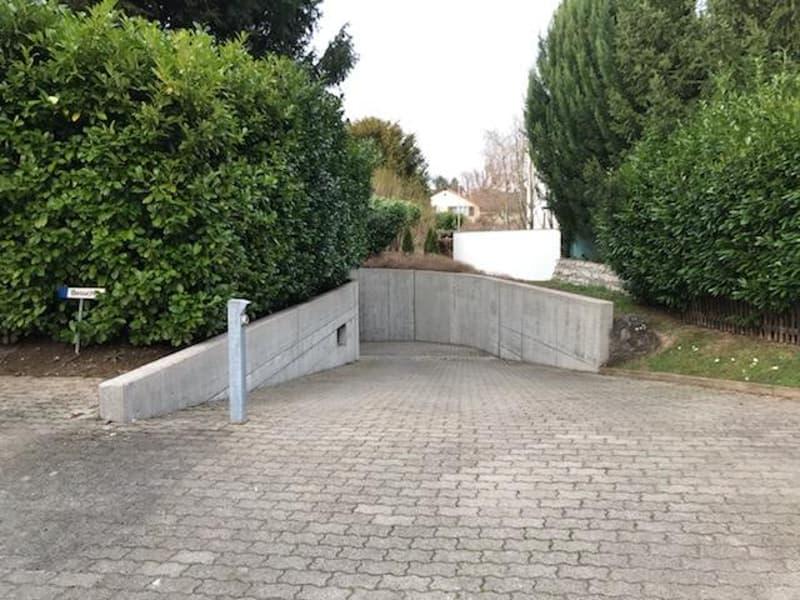 Parkplatz in Tiefgarage (1)