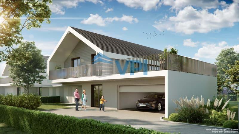 Magnifique villa de standing en promotion à Crans-près-Céligny