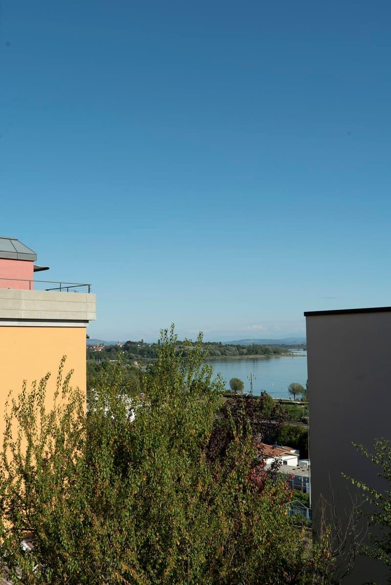 Charmant appartement avec grand balcon plein Sud
