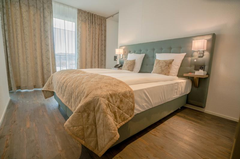 Attika Apartments - Wohnen wie im Penthouse (1)