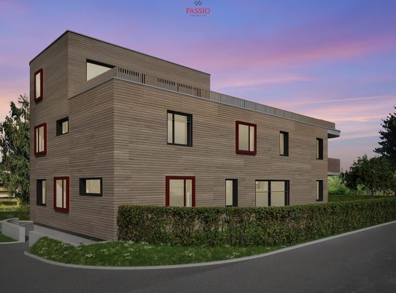 Luxus pur: Exklusive 5.5-Duplex-Attikawohnung mit Terrasse von 75m²