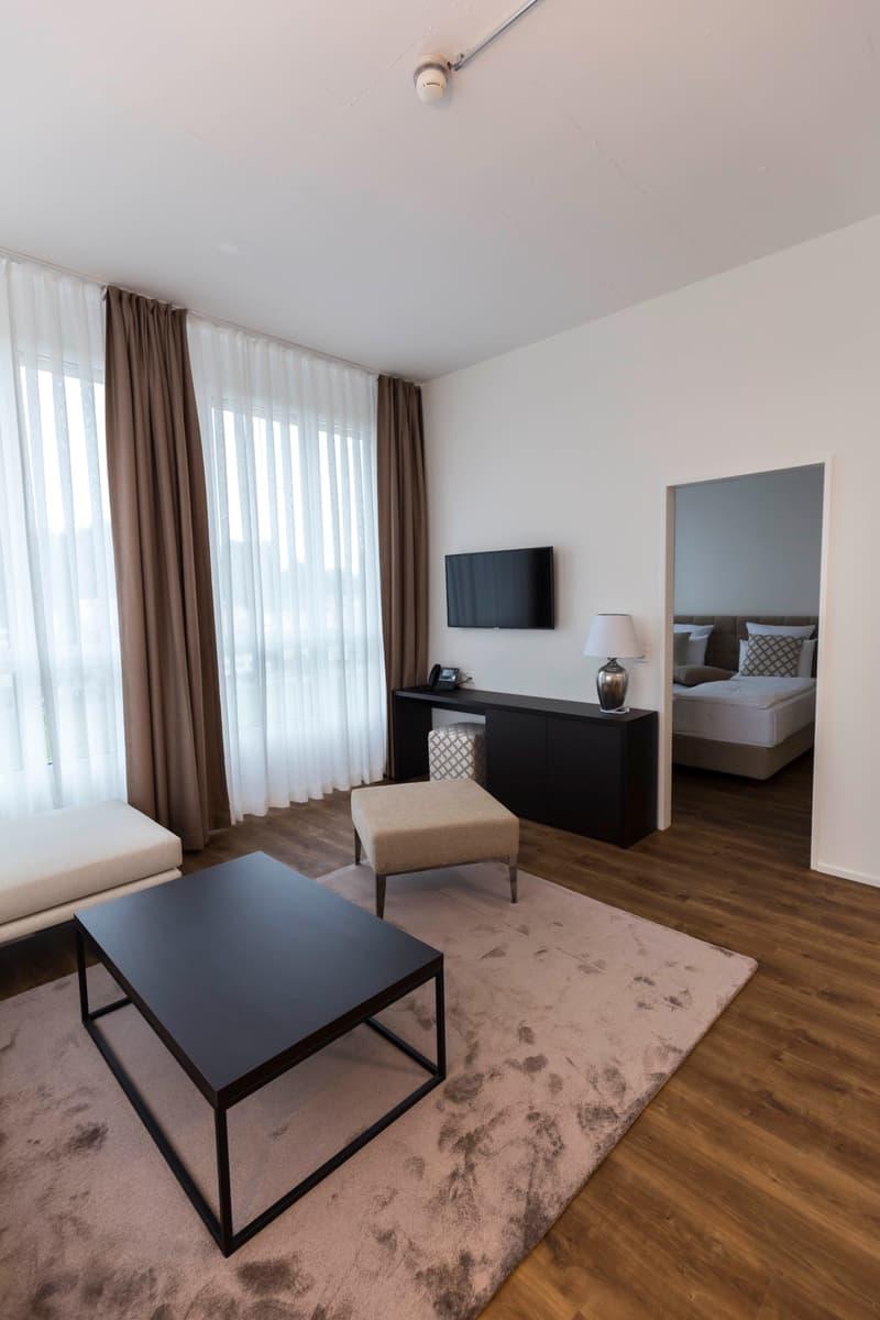 2-Zimmer Apartment - Stilvoll & klimatisiert (2)