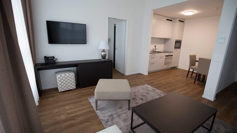 2-Zimmer Apartment - Stilvoll & klimatisiert (3)