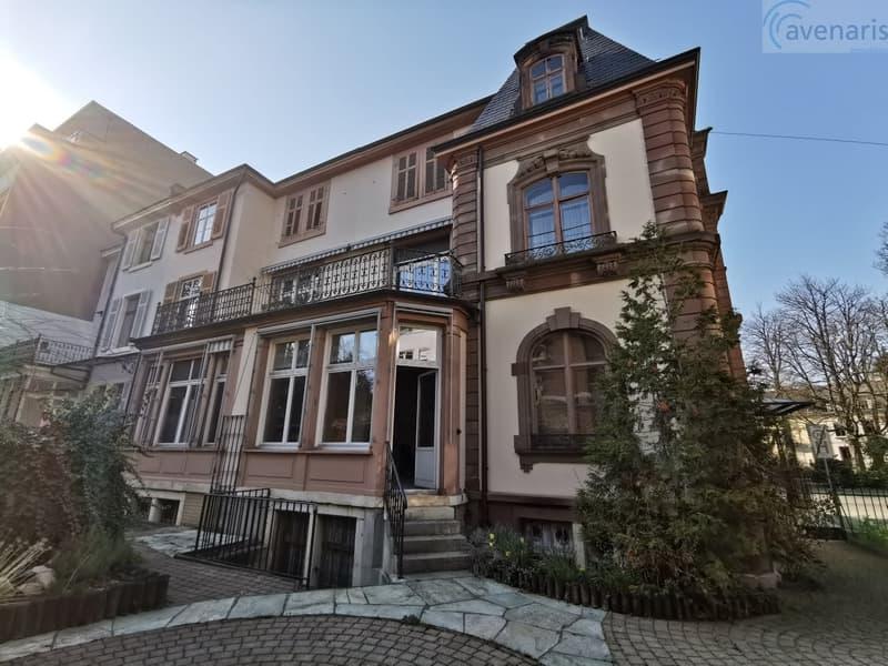 Charmante Jugendstil Villa / Eckhaus an bevorzugter Lage
