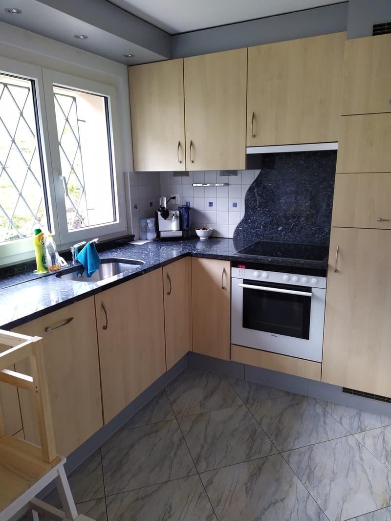 5 1/2-Zimmer Einfamilienhaus an ruhiger Südwesthanglage zu vermieten (4)