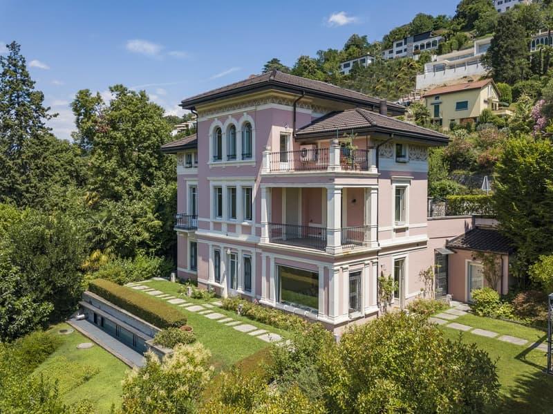 Bellissima villa d'epoca in  zona prestigiosa