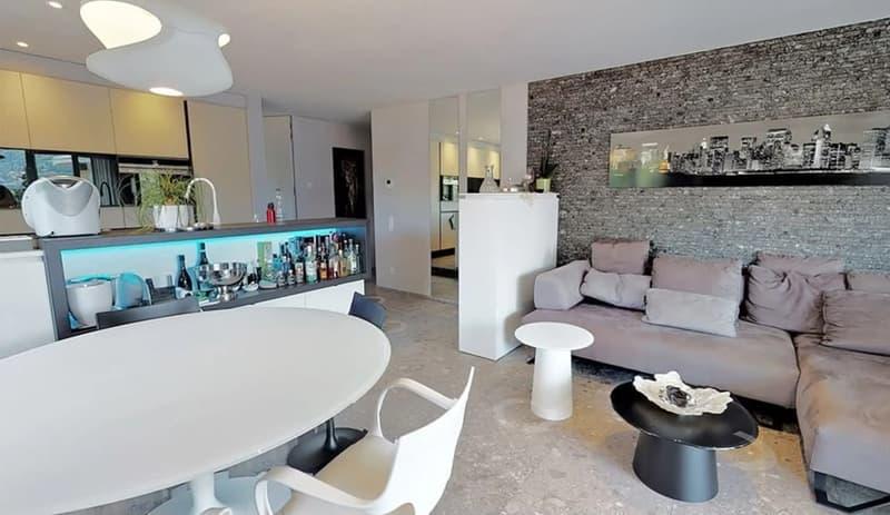 Moderno appartamento con vista lago (4)