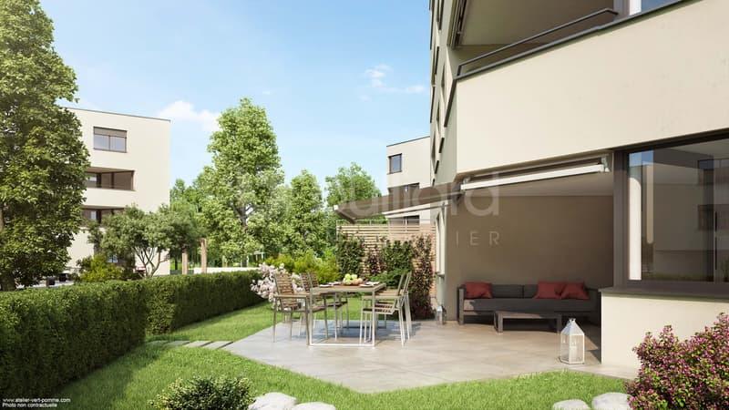 Appartements 3½ p neufs au Briegli Park Guin