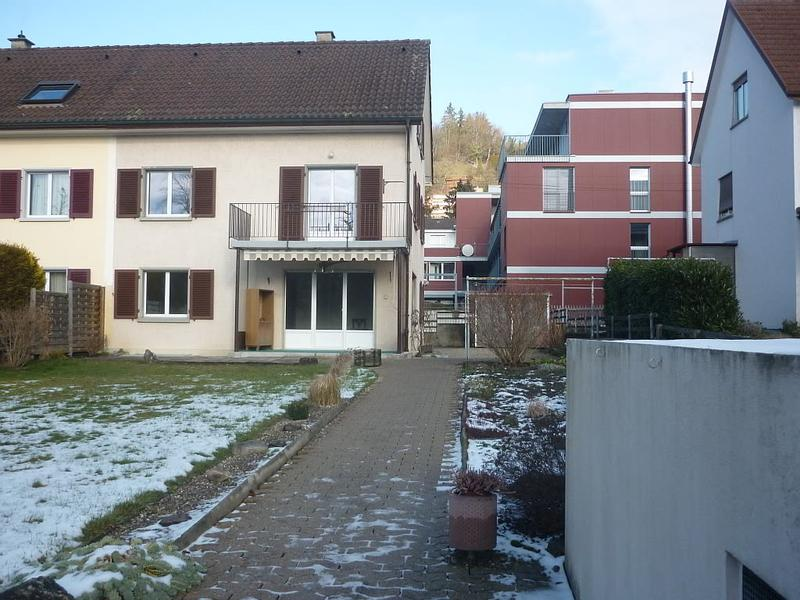 Schönes Doppeleinfamilienhaus in Winterthur Wülflingen