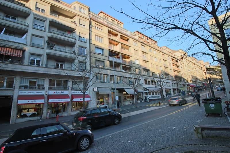 À Louer, Appartement, 1003 Lausanne, Réf L742020