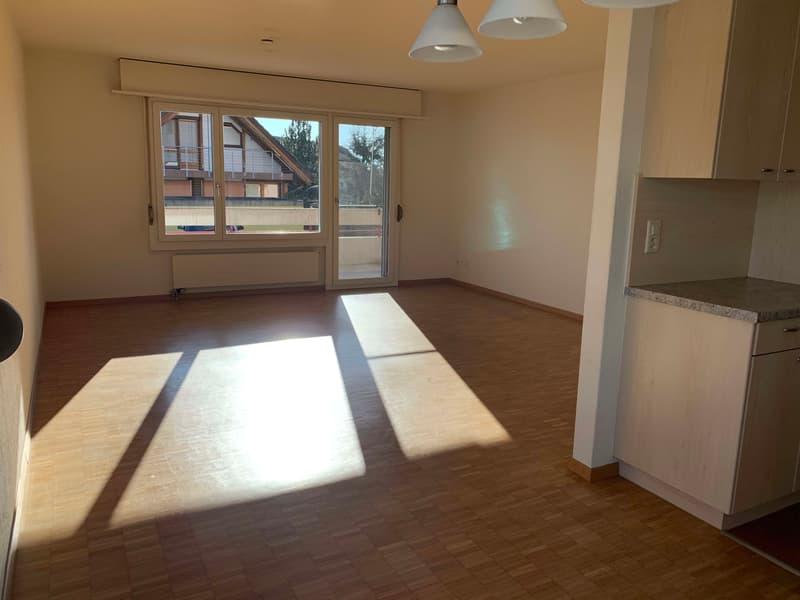Schöne 3 1/2 Zimmerwohnung mit 85 m2 Wohnfläche (2)