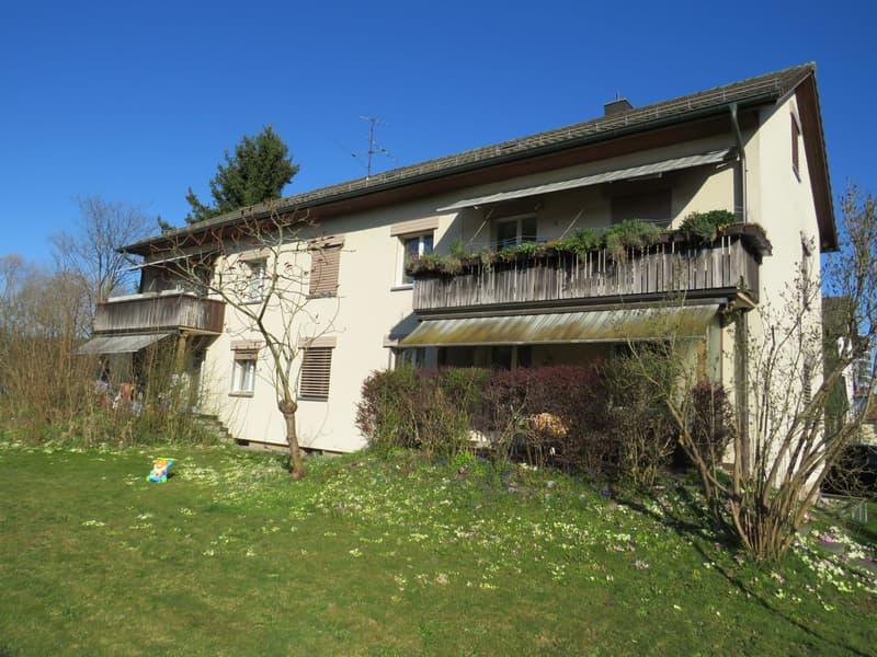 zu vermieten 4-Zimmerwohnung im Parterre in Zofingen (1)