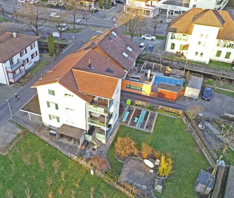 4 -Zimmer-Eigentumswohnung zentral und ruhig wohnen