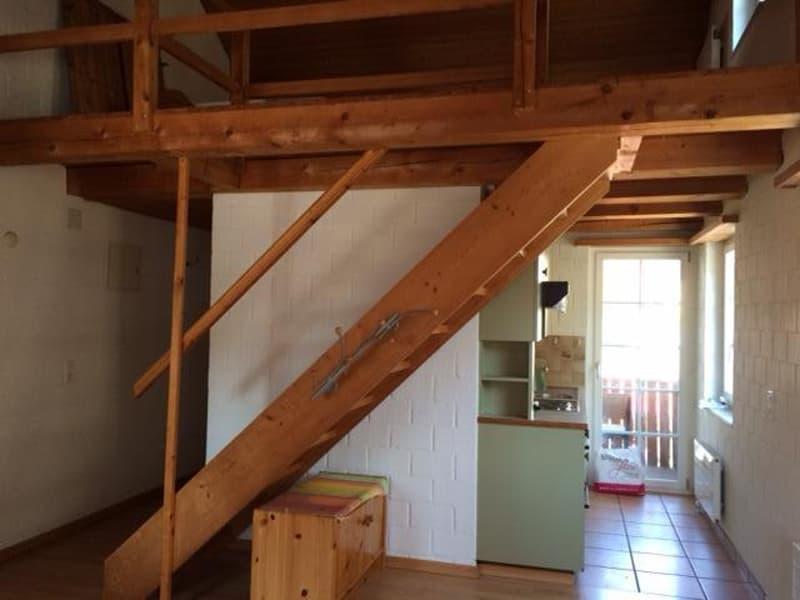 Küche, Eingang, Treppe zur Schlafdiele