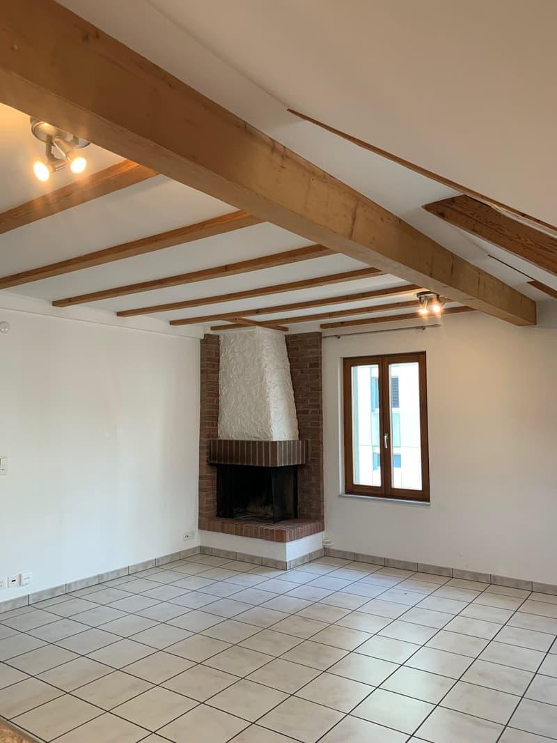 4 Zimmer-Maisonettewohnung