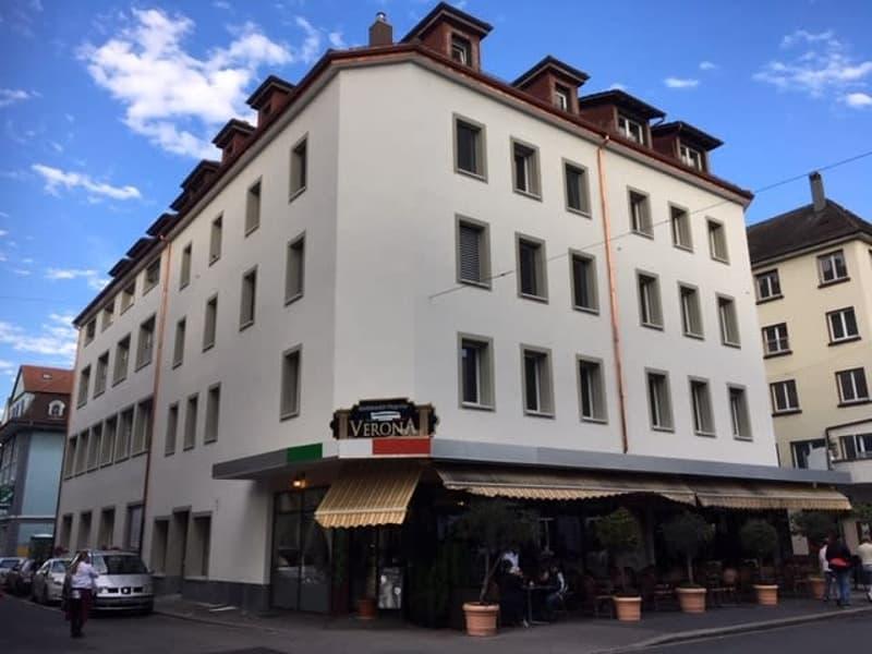 Appartements 1 pièce à louer au centre-ville de Bienne