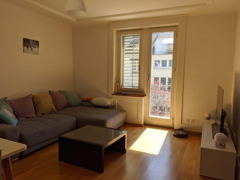 3,5 Zimmer - 85m2 - 3'350CHF incl. Nebenkosten, Verfügbar ab 01. Mai 2020 (2)