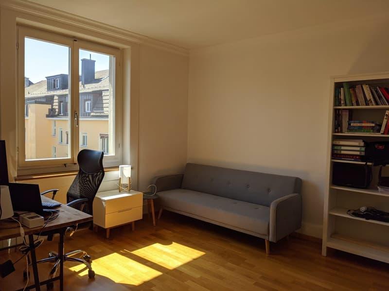 3,5 Zimmer - 85m2 - 3'350CHF incl. Nebenkosten, Verfügbar ab 01. Mai 2020 (4)