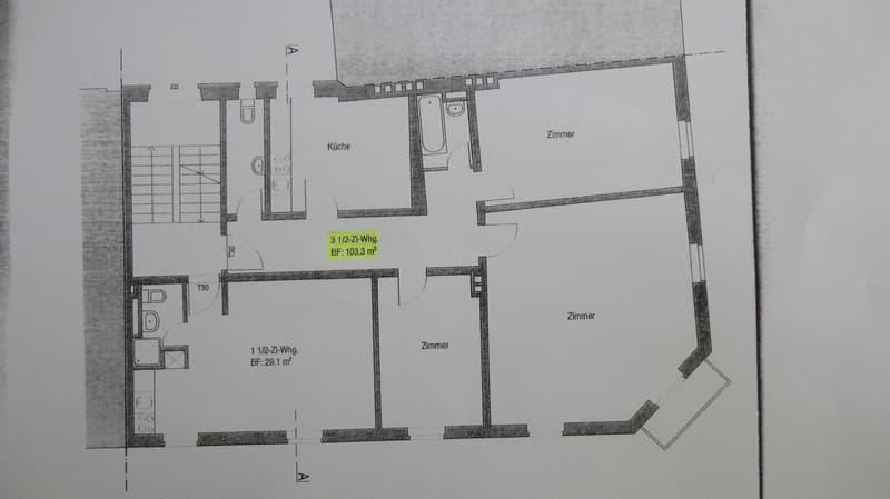 3.5 Zimmerwohnung (1)
