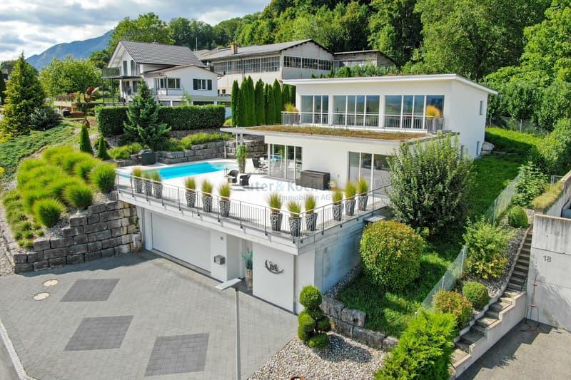 Ihr Traum vom Eigenheim mit einzigartigem Panoramablick!
