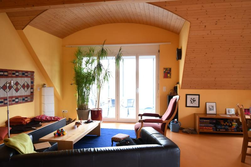 Flexible 4 1/2-Zimmer-Maisonettewohnung (1)