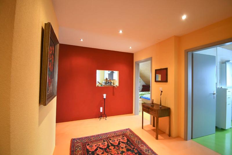 Flexible 4 1/2-Zimmer-Maisonettewohnung (2)