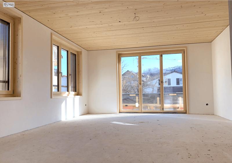 Sehr schöne 4 ½ und 3 ½ Wohnung in 3-Familien-Haus Neubau im Dorfkern von Wülflingen