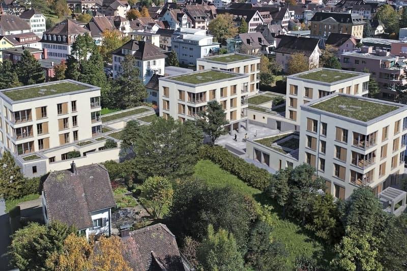 Moderne 2½-Zimmer Wohnung mit Charme - mitten in Altdorf