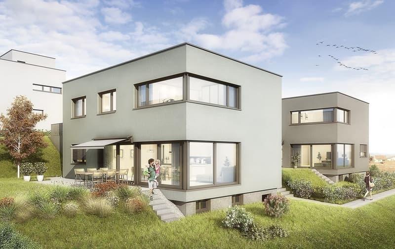 Zur schönen Aussicht! Top-moderne und qualitativ hochwertige Häuser!