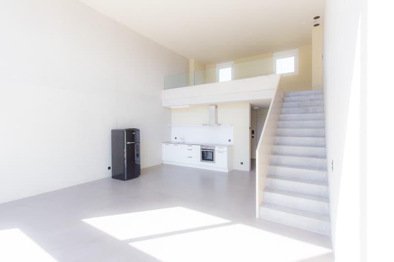 Wohnen mit Flair - Helle Loft-Wohnung mit schönem Balkon