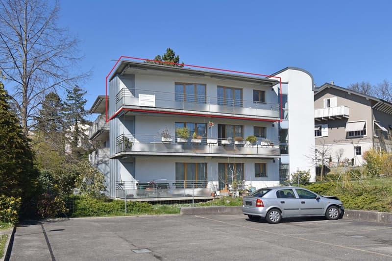 Grosszügige Eigentumswohnung in Dornach