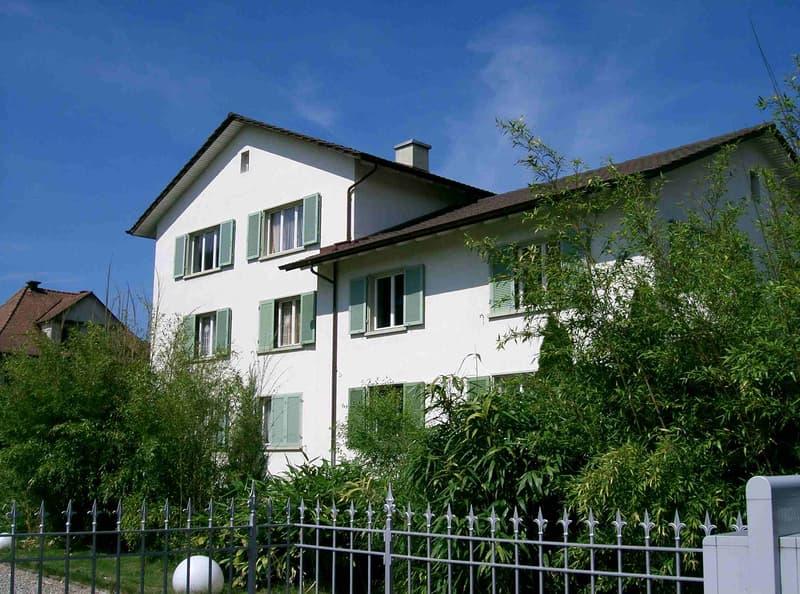 Im schönen Scheibenschachenquartier 3-Zimmerwohnung