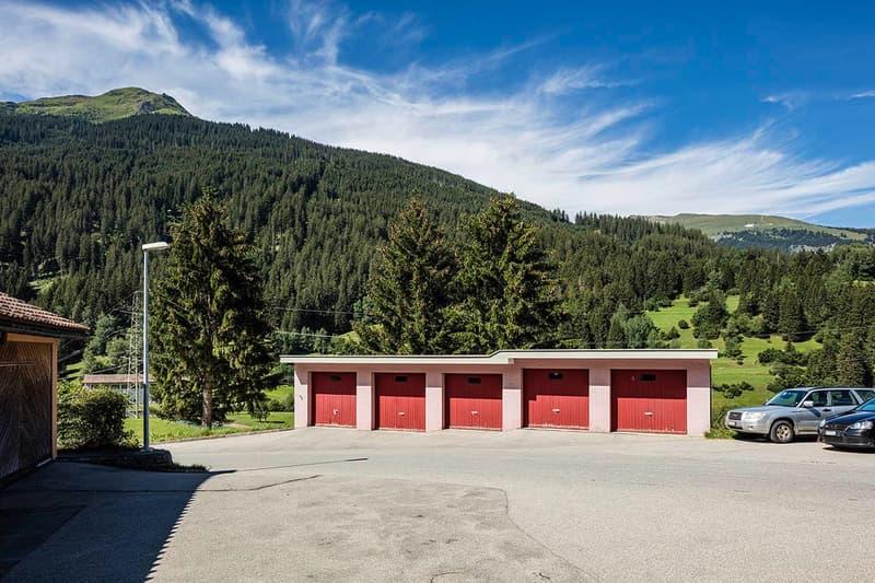 Schöne Wohnüberbauung im Bündnerland - VEIA CANTUNALA 133A1-133E1, 7453 TINIZONG (3)