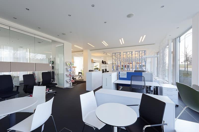 Erdgeschoss Büro-, Gewerbe- oder Ladenfläche an perfekter Lage